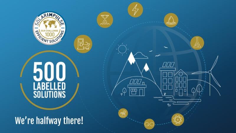 500 solutions labellisées !