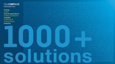 L'appel à 1000+ solutions