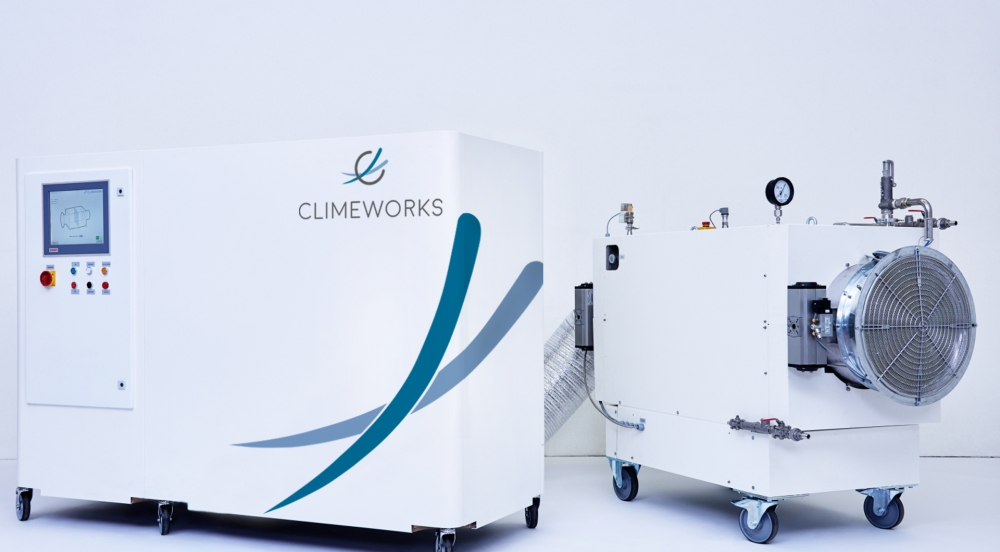 Offer Climeworks Demonstrator
