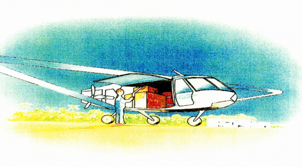 Offer Mini Cargo aircraft
