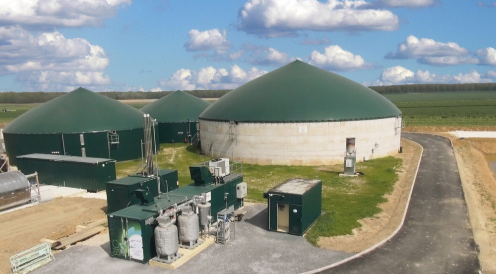 Offer Biogas purification and upgrading