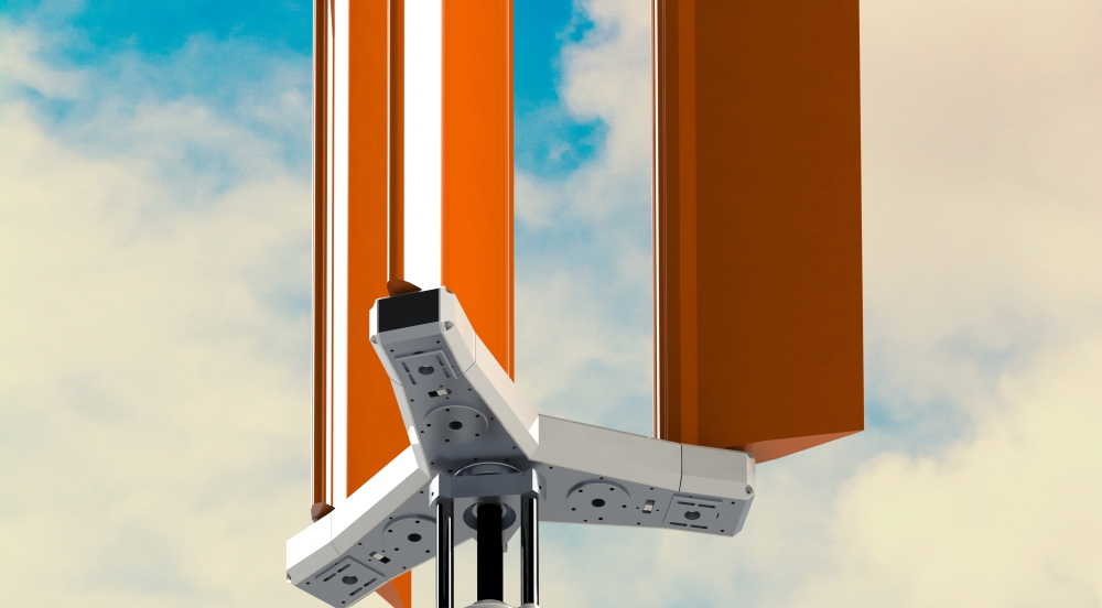 Offer A revolutionary vertical axis wind turbine : CityWind