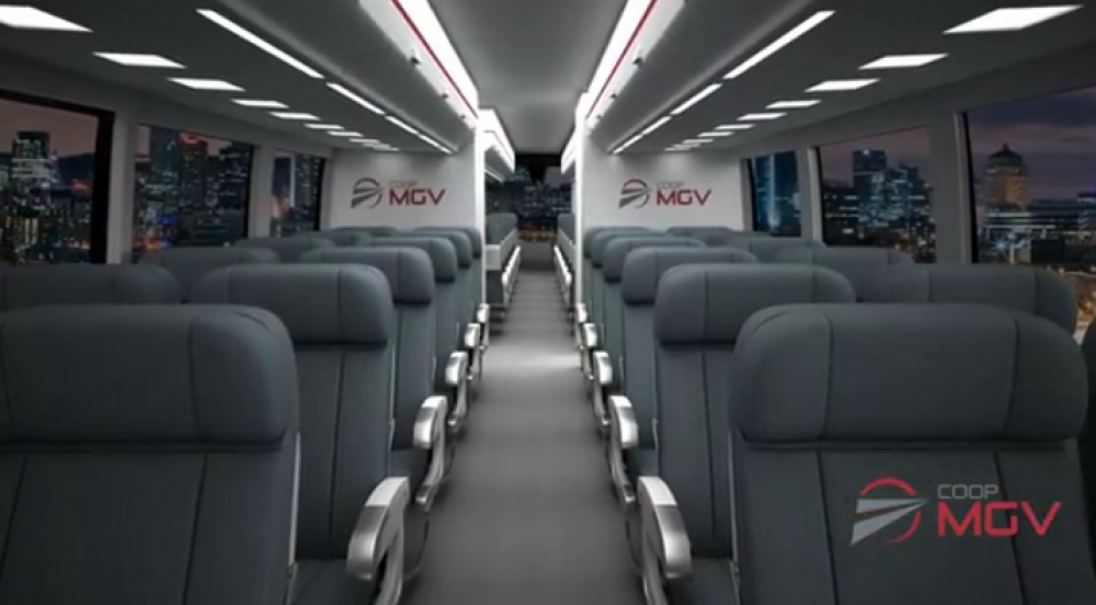 Offer ADVANTAGES OF THE HIGH SPEED MONORAIL (MGV*)