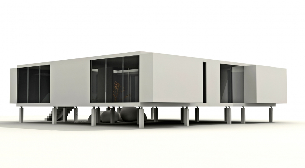Offer Fluxus Prefabricated Building System