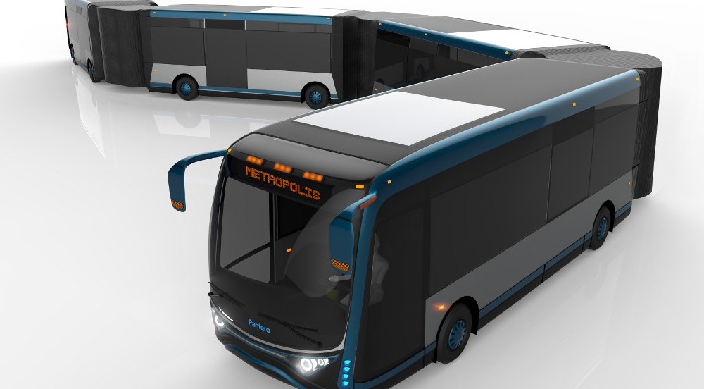 Offer Next-Generation of Electric and Smart City Buses and Trambuses