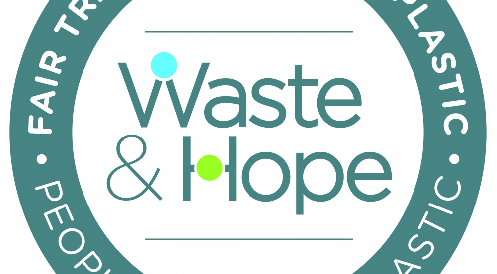 Offer Waste&Hope fair trade plastic recycling label