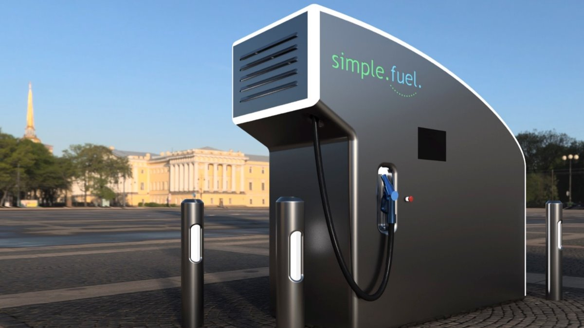 Offer SimpleFuel Hydrogen Refueling Appliance
