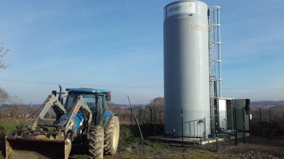 Offer Micro-biogas plant