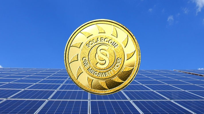 Offer SolarCoin