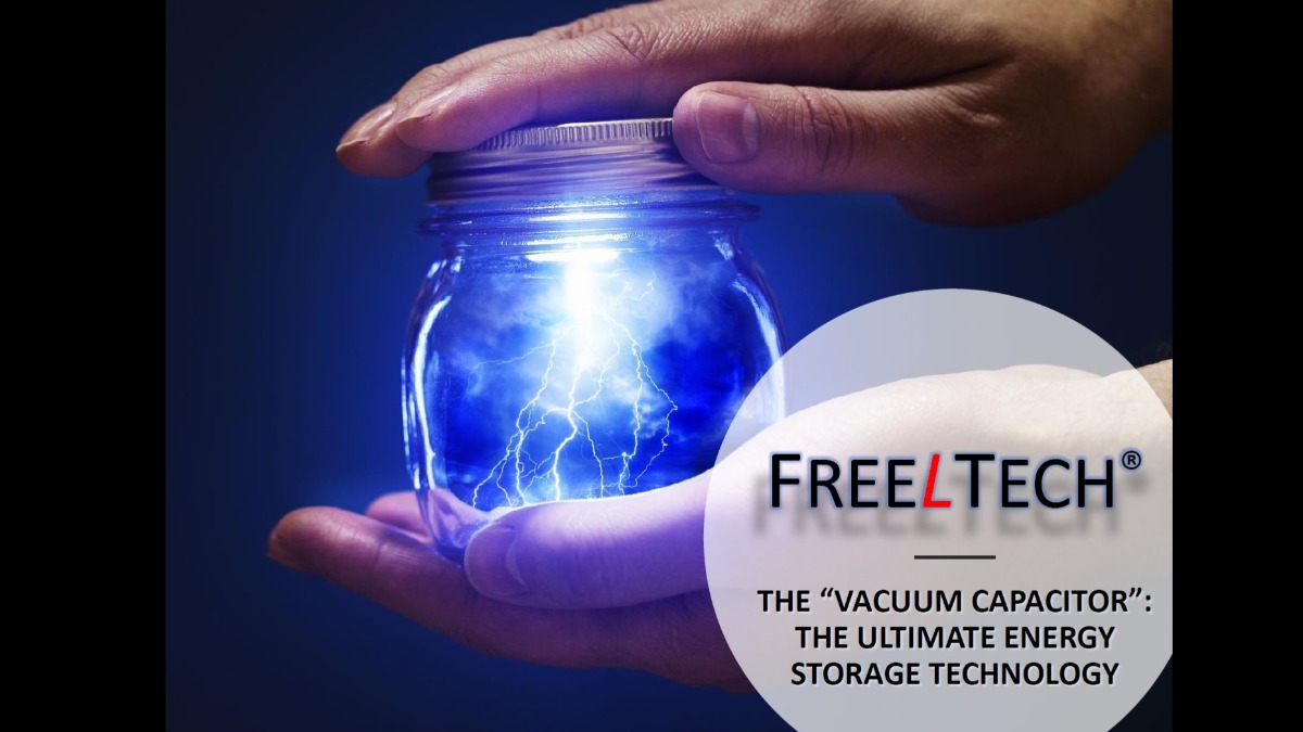Offer Vacuum Capacitor by FREEL TECH