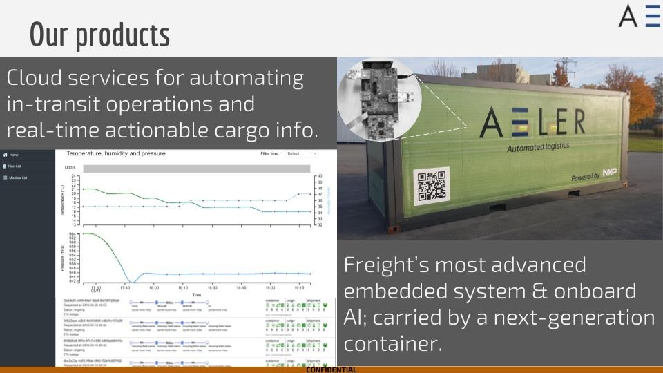 Offer Freight transport automation and visibility