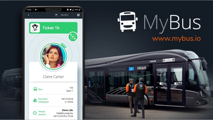Offer The MyBus m-Ticket