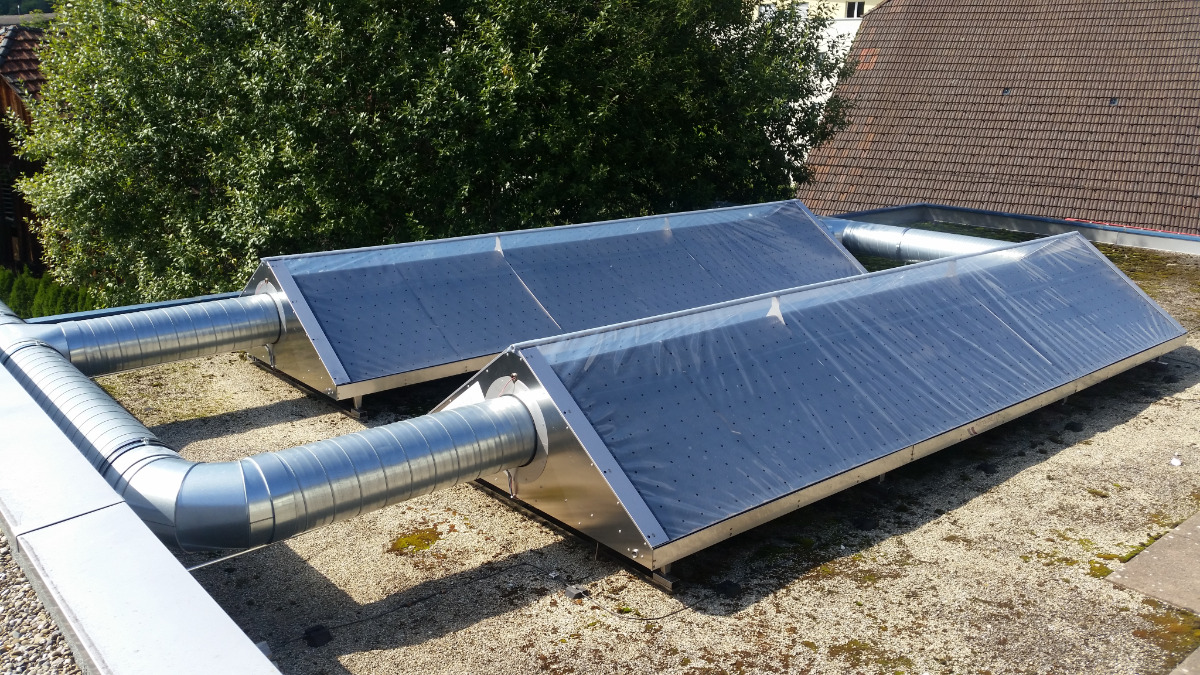 Offer Installed solar thermal systems