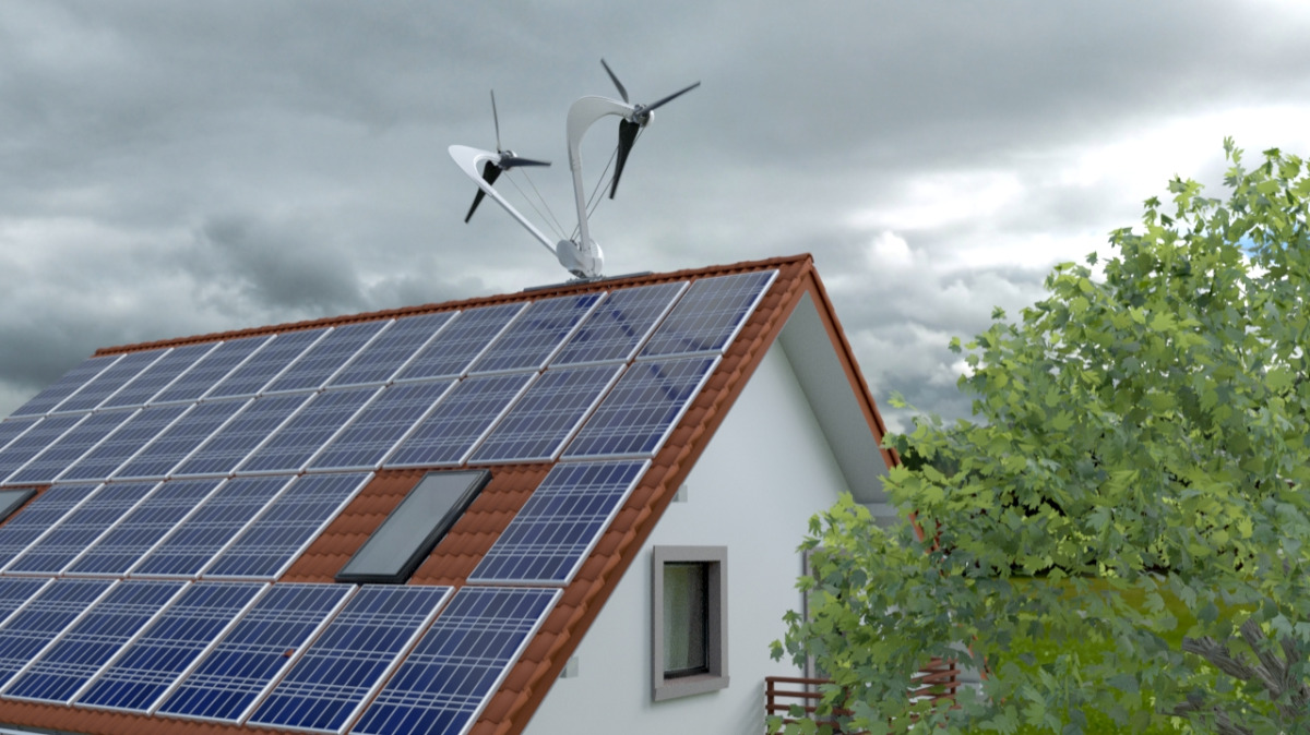 Offer Windpower @ home B-60