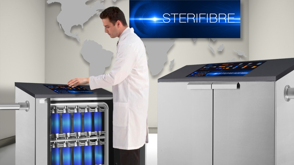 Offer SteriFibre Liquid Steriliser