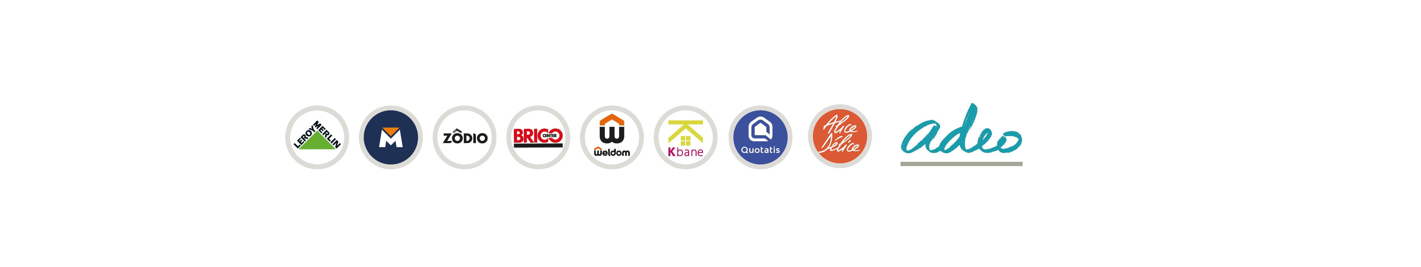 adeo logos