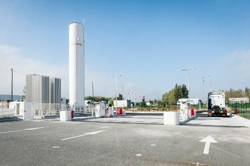 Gallery Biomethane for clean transportation 1