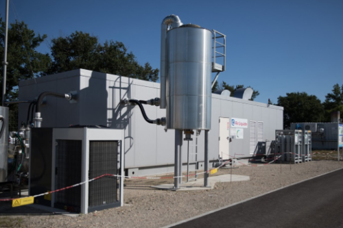 Gallery Biomethane from biomass 1