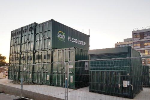 Gallery SEAB Energy - Flexibuster 1