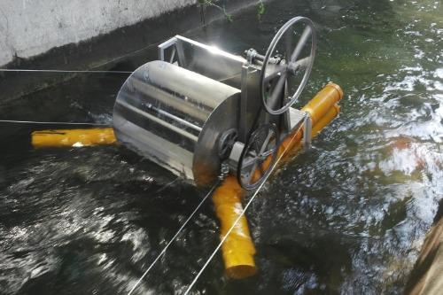 Gallery Floating Drum Turbine 1
