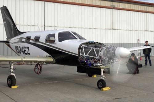 Gallery Hydrogen electric powertrain for aviation 1