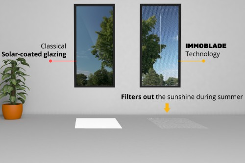 Gallery IMMOBLADE Smart Solar Protection 1