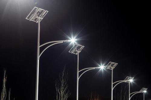 Gallery LUMI'IN smart solar streetlights 1
