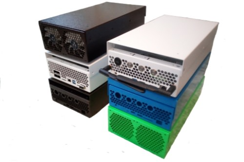 Gallery Low Energy Data Storage System 1