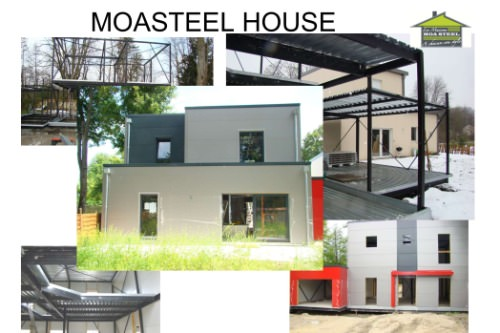 Gallery MOASTEEL Houses 1