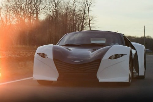 Gallery Opulent Electric Vehicles 1