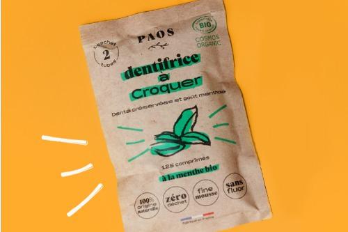 Gallery PAOS organic toothpaste 1