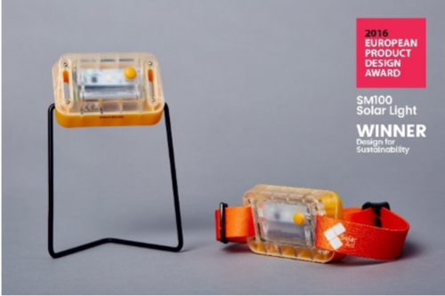 Gallery SM100 Solar Light 1