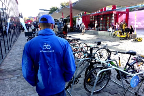 Gallery Secured & Insured Bicycles Parkings Services 1