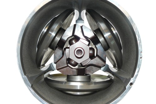 Gallery Single Stage Variable Transmission 1
