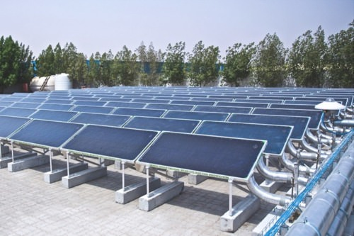 Gallery Solar Thermal High-Vacuum Panels 1