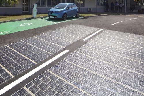 Gallery Wattway Solar Road 1
