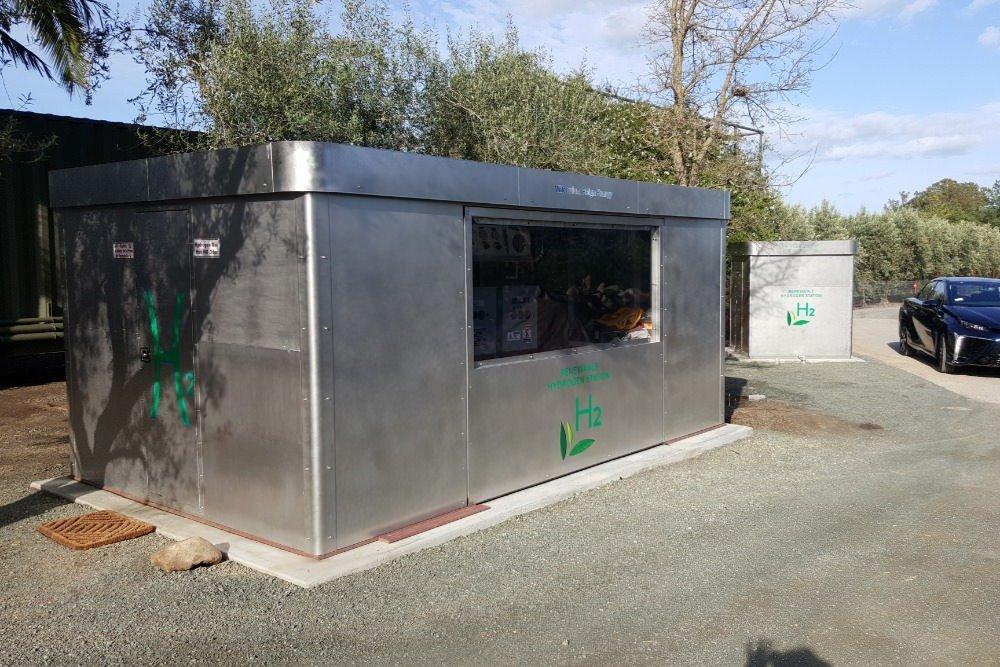 Gallery MRE Hydrogen Generators 1