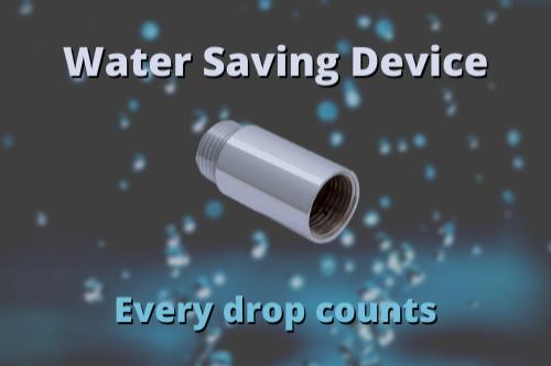 Gallery DEA Water Saving Device 1