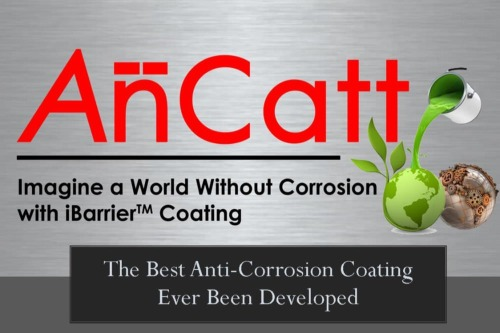 Gallery iBarrierTM Anti-Corrosion Coating 1
