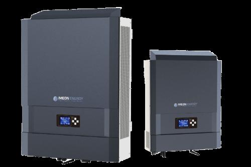 Gallery IMEON Solar Hybrid & Inverter System 1