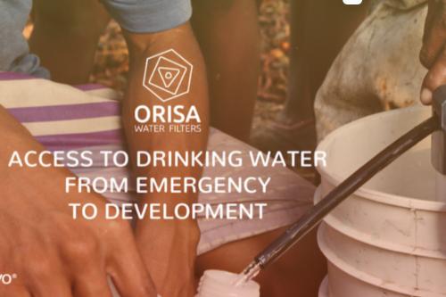 Gallery ORISA® water filter 1