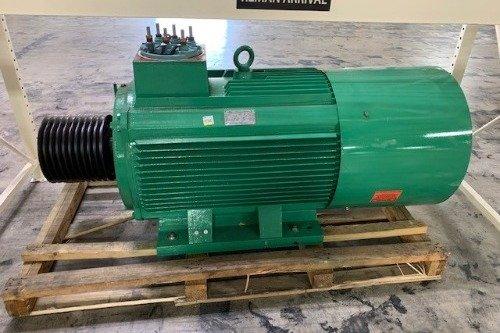 Gallery Maxeff Induction Motor Generator 1