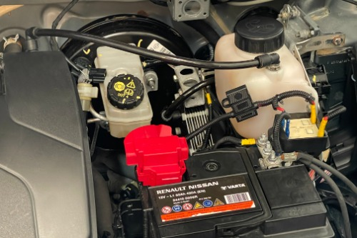 Gallery Hydrogen Injection System (H.I.S.) 1