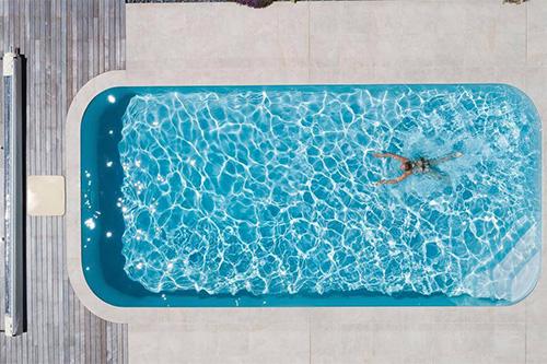 Gallery Eco-friendly pool by Waterair® 1