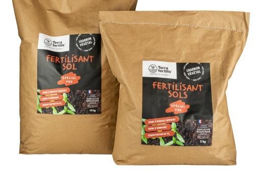 Gallery Terra Fertilis® Soil Fertilizer 1