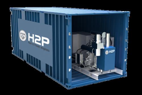 Gallery H2P engine 1