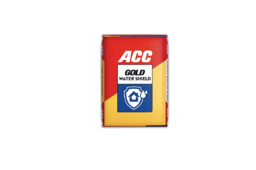 Gallery ACC Gold Water Shield Cement 1