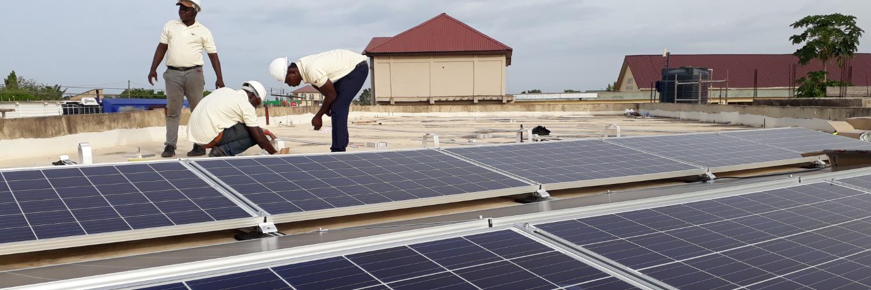 image de la solution Affordable Solar Energy