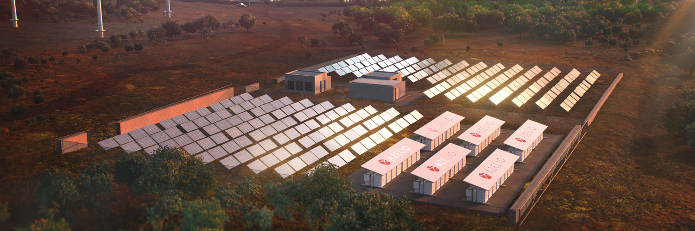 image de la solution Azelio Thermal Energy Storage