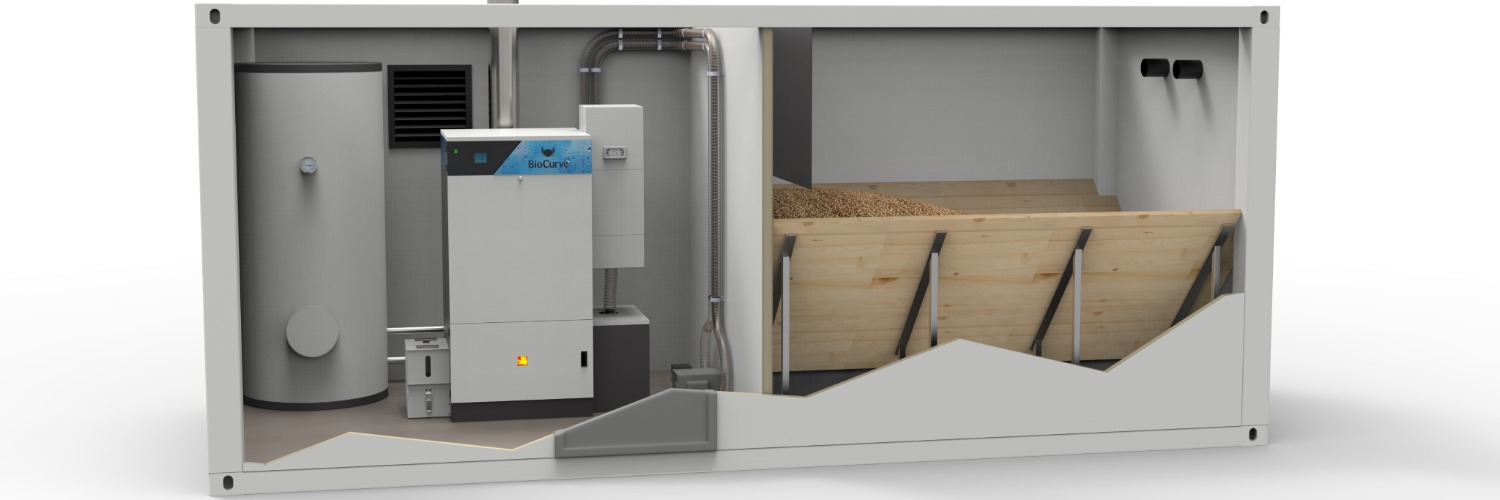 Gallery BCH biomass condensing boilers 1